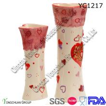 Фестиваль декоративной керамической вазы для оптовой продажи