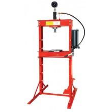 30t Hydraulic Shop Press with Foot Control