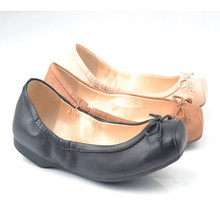 new design fashion ladies women ballerina shoes 2014 Candy color lady flat shoes