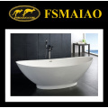Beautiful Curve Freestanding Solid Surface Bathtub (BS-8609)