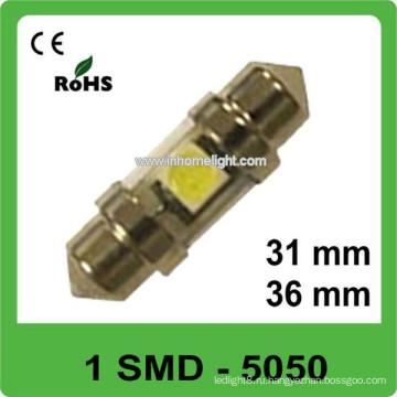 12V Festoon светодиодные фонари для номерных знаков