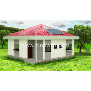 Affordable Detached Prefabricated House