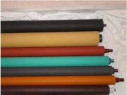 Paper Mill Rubber Roller/Laminating Machine Rubber Rollers/Textile Machinery Rubber Rollers
