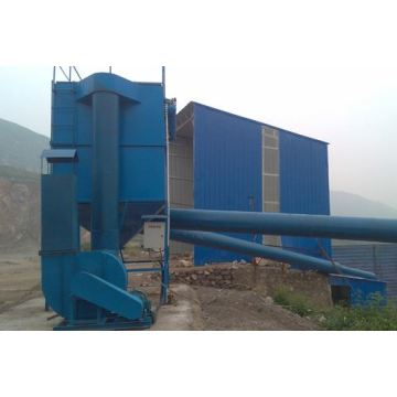 Dedusting equipment for drying machine