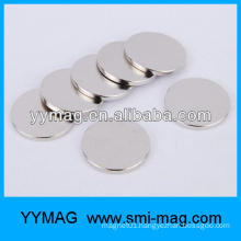 Hematite flat n40 permanent industrial neo magnets
