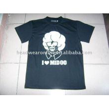 T-Shirts für Männer mit Siebdruck