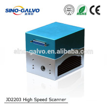 High Resolution 10mm Beam Aperture JD2203 Galvo Head Laser Making Machine Part