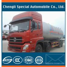 ESport Kenya 35.5m3 cuisson gaz LPG Bobtail camion