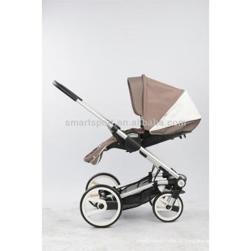 Французский поставщик детских колясок для детей с 5-точечными ремнями безопасности
