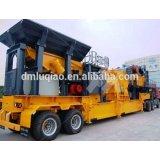 Advanced energy-saving stone crusher plant/mobile stone crusher plant