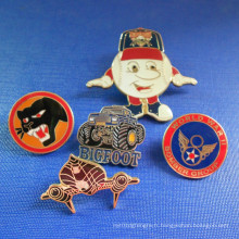 Pin's de conception de forme irrégulière en forme de badge de collection (GZHY-LP-011)