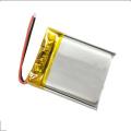 602030 3.7v 300mah Li-polymer battery rechargeable batteries