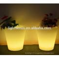 pot fleur led solaire lumière/couleur changeant de gros