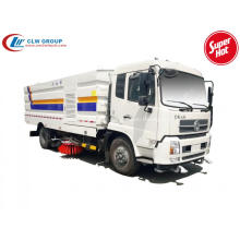 2019 Super Hot Dongfeng 12cbm nettoyeur camion balayeuse