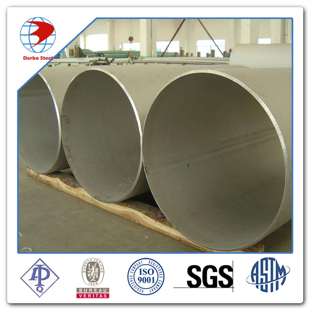 astm a312 tp321 السلس الفولاذ المقاوم للصدأ الأنابيب