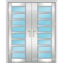 Дверь из нержавеющей стали (WX-S-187)