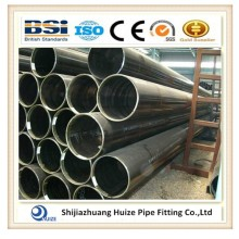 black painting cold drawn seamless carbon steel pipe