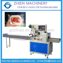 ZE-250D Saving time and film electric low cost pouch packing machine