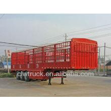 factory supply 3 axle warehouse semi trailer