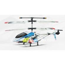 METAL 3-Ch RC Control Remoto Mini Helicóptero Giroscópico 335