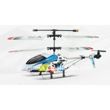 METAL 3-Ch RC Remote Control Mini Gyro Helicopter 335