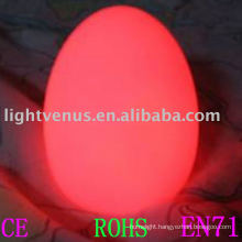 2011 new style egg shape holiday night light