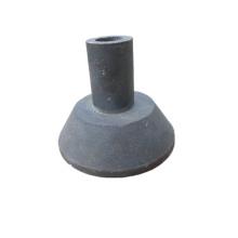 Parte de fundición de precisión de acero de manganeso de servicio de OEM