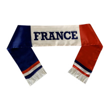 football national day all country custom women scarf soccer