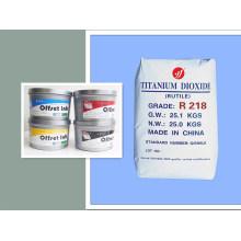 Manufacturer of Titanium Dioxide Rutile R218