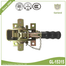 Heavy Duty Curtain Tensioner With Security Pin
