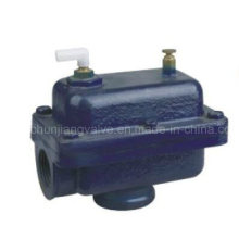 Supply for Automatic Exhaust Valve