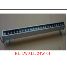 1X24W 1 Meter Long Aluminium Alloy LED Wall Washer