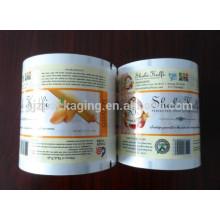 bottle transparent or printing heat shrink label