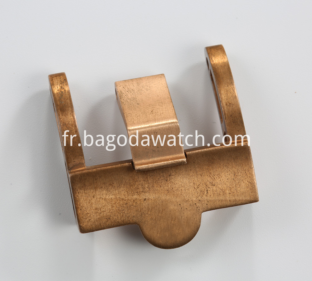 22mm Bronze Buckle