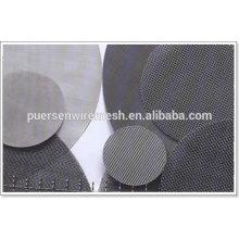 Alambre de acero de alta calidad y bajo carbono de Puersen