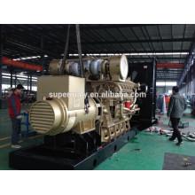 1550kva Générateur diesel prix à vendre par marque Jichai