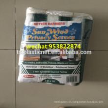 venta caliente nueva red de seguridad del balcón del HDPE del 100%
