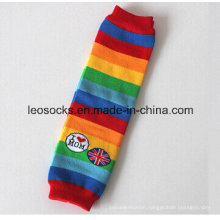 Hot Selling Cotton Children Leg Warmers
