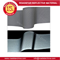Durable punching reflective T/C fabric