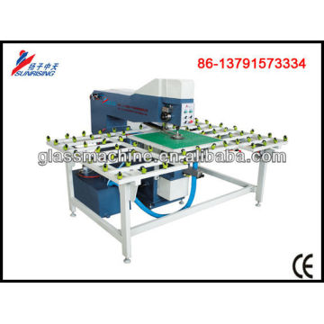 YZ220 Glass Drilling Machine for glass holes drill machine