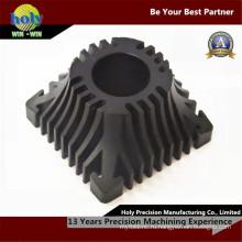 Теплоотвод CNC Филируя подвергая механической обработке хорошие части алюминия CNC