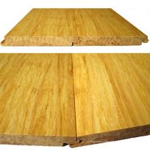 Click Système Strand Woven Naturel Bamboo Flooring (revêtement de sol en bambou)