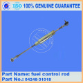 PC200-7 FUEL CONTROL ROD 04248-31018