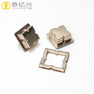 Metal Lock Accessories for Handbag Suitcase Push Lock