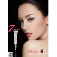 Goochie réduit le rouge à lèvres Melanine 7 jours Magic Pink Up