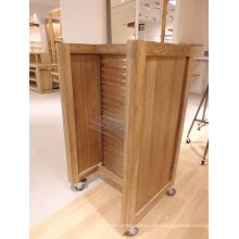 Gondel Display Rack mit Caster (WD-016)