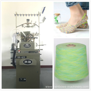 Factory source for Single Cylinder Sock Knitting Top Selling Sock Knitting Machine supply to Grenada Factories