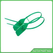 O selo de segurança (JY380), puxa os selos plásticos resistentes apertados da segurança