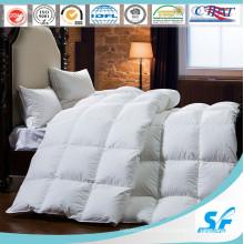 Edredón de fibra hueca sintética muy cálido de invierno para hotel