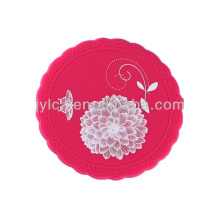 silicone wine coaster